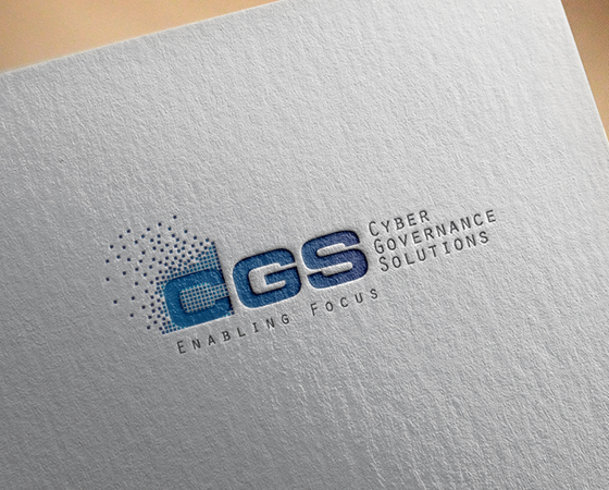 Cyber Governance Solutions Logo Design