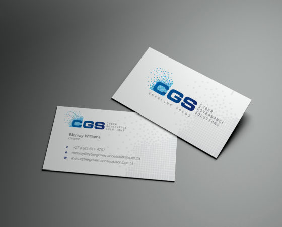 CGS Business Card