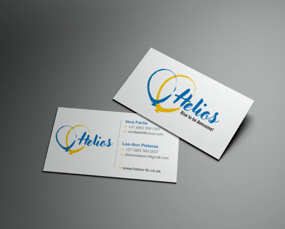 Helios Business Card