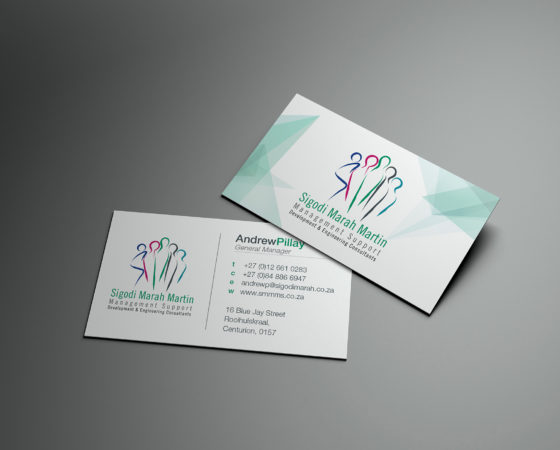 SMMMS Business Card
