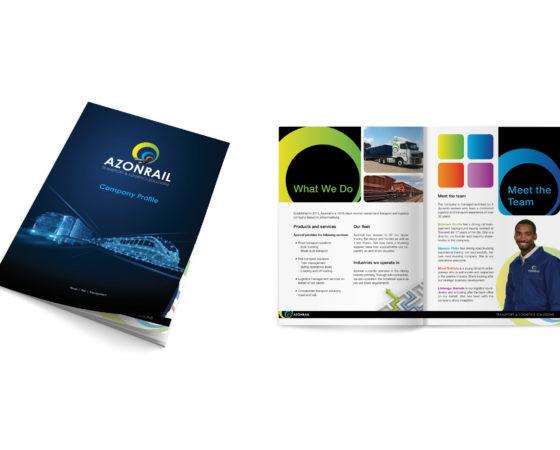 Azonrail Logistics Company Profile
