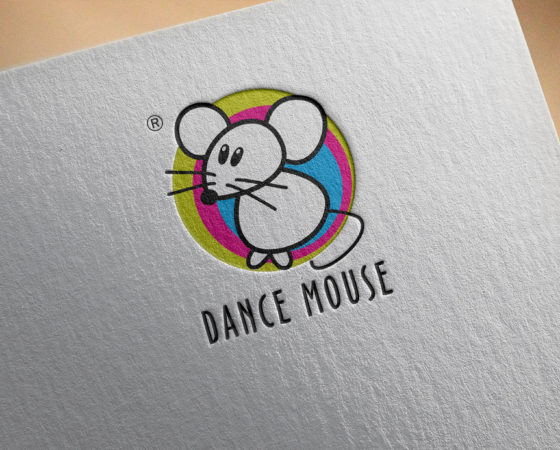 Dance Mouse Logo Design