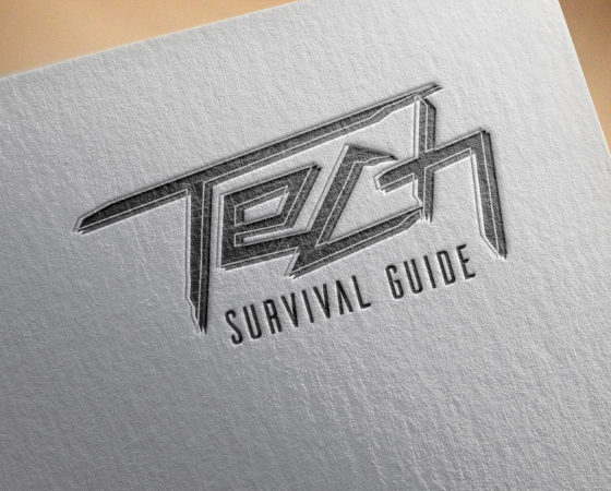Tech Survival Guide Logo Design
