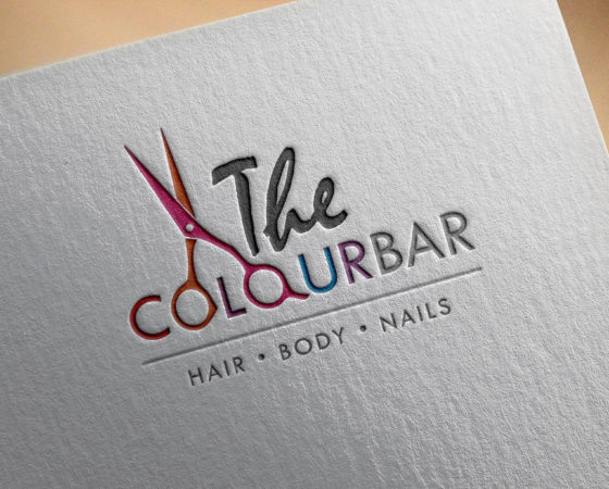 The Colour Bar Logo Design
